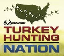 Turkey Hunting Nation Logo