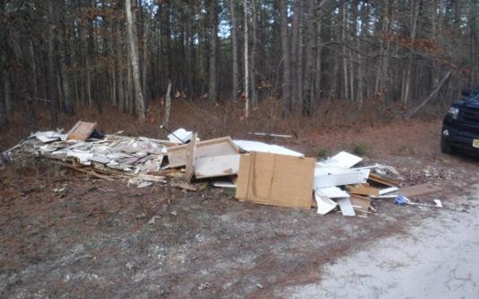 Dumping Violator