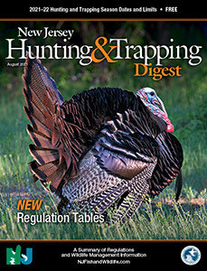 New Jersey Hunting & Trapping Digest Cover
