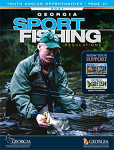 Georgia Fishing Regulations Guide