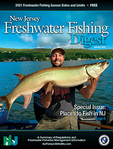 New Jersey Freshwater Fishing