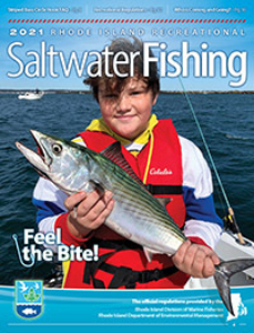 Rhode Island Saltwater Fishing Guide