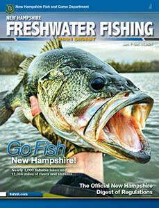 NH Freshwater Fishing Digest