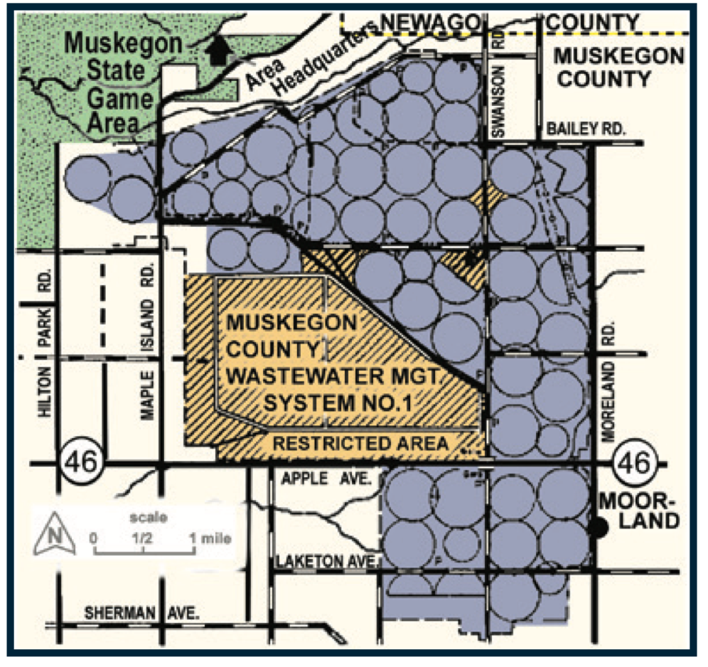 Muskegon County Wastewater System GMU