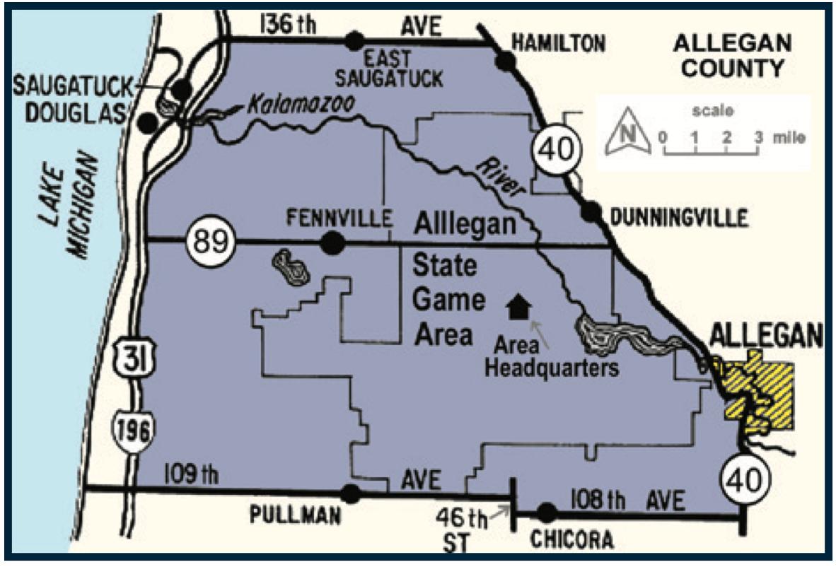 Allegan County GMU