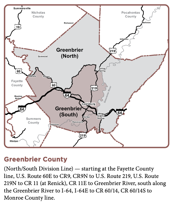 Greenbrier County